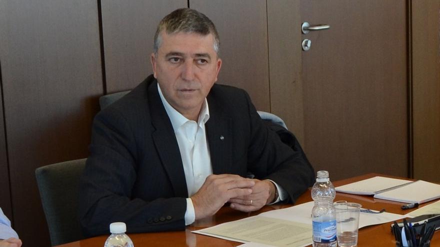 Rafa Climent, conseller de Economia