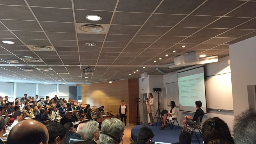 Más de 40 empresas navarras participan en Francia en un encuentro eurorregional sobre industrias de la Salud y TIC