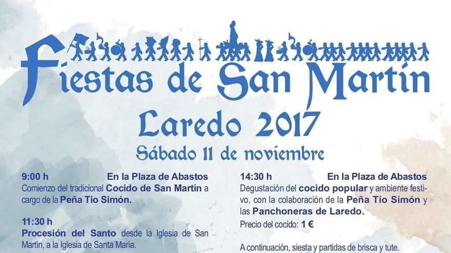 Laredo festejará este sábado a San Martín de Tours, patrón de la Cofradía de Pescadores San Martín