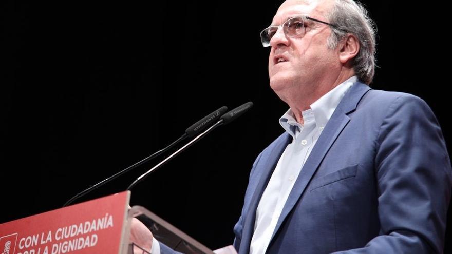Gabilondo obtiene para las primarias del PSOE en la Comunidad de Madrid 594 avales, casi el doble de los necesarios