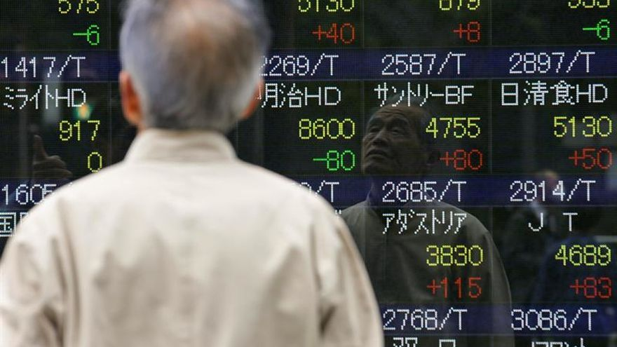 El Nikkei abre con una subida del 0,31 por ciento hasta los 16.824,1 puntos