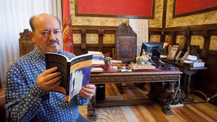 Germán Díez novela a los héroes anónimos del 2 de Mayo que inmortalizó Goya