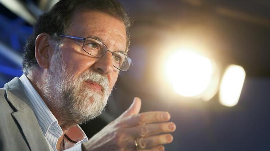 Rajoy: No habrá nuevo modelo de financiación si no hay acuerdo del PP y PSOE