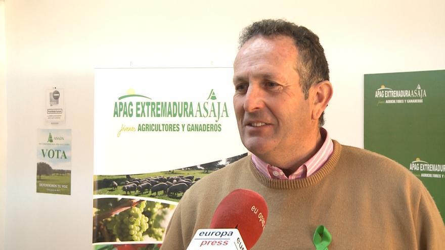 """Apag Extremadura Asaja anuncia una próxima movilización frente a la casa de Pablo Iglesias para que dé """"soluciones"""""""