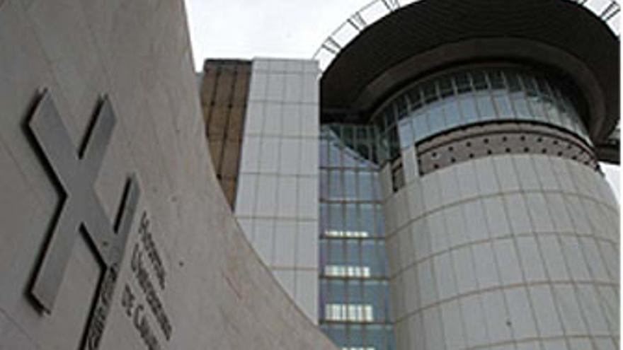 Hospital Universitario de Canarias (HUC).