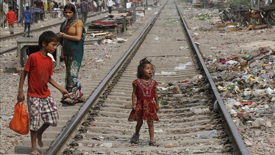 Violadas en grupo dos niñas de dos y cinco años en la India