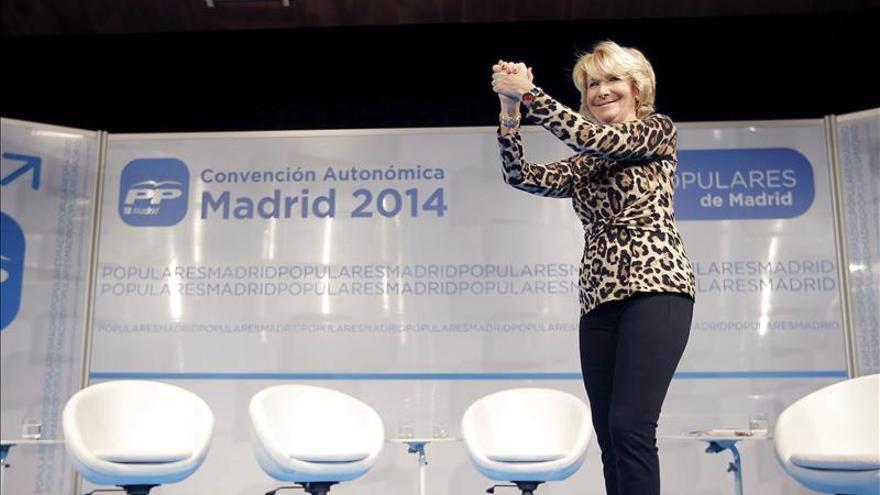 Aguirre ve antiespañoles por todas partes.