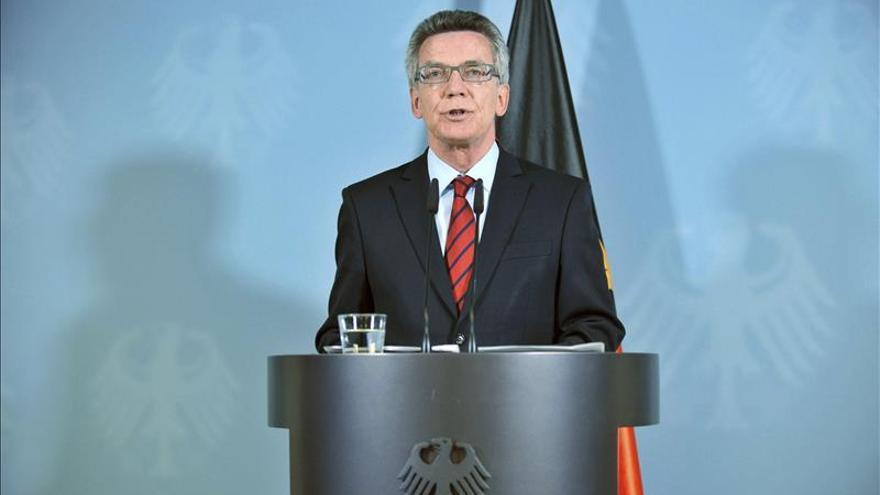 Alemania propone repartir cuotas de refugiados entre los países de la UE. \ Efe