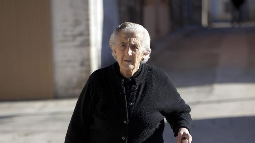 El PSOE presenta una iniciativa para que el Congreso pida actualizar las pensiones