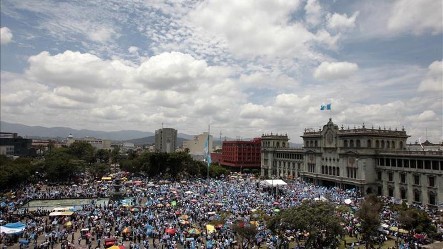 La Cámara de Comercio respalda el derecho a la manifestación pacífica en Guatemala