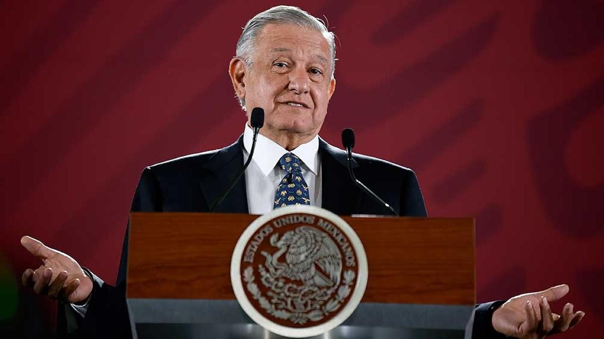 Con 67 años, el presidente nacionalista mexicano goza, a título personal, de una popularidad del 60%. Las elecciones dirán si es también tan popular Morena, el partido de gobierno.