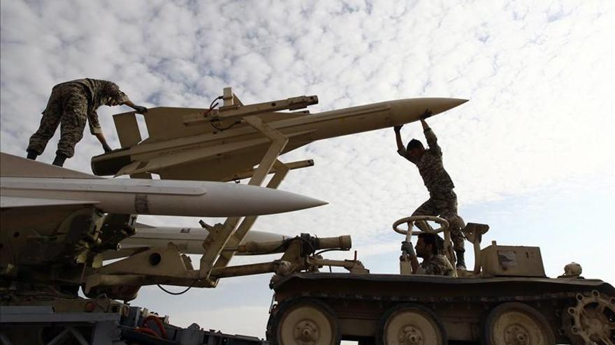 Buques de guerra de Irán cruzan el estrecho de Malaca rumbo a China y Sri Lanka