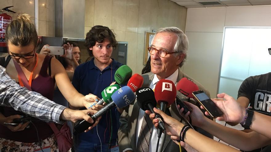 CDC y Trias presentan su querella contra Jorge Fernández y De Alfonso por sus conversaciones