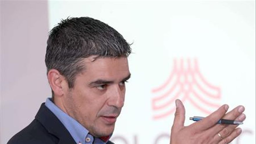 El consejero de Agricultura del Gobierno de Canarias, Narvay Quintero. EFE/Elvira Urquijo A.