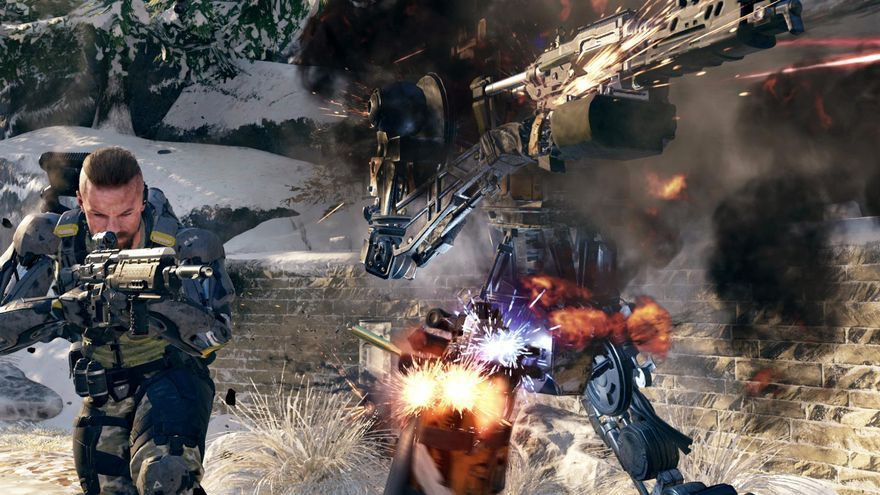 Call of Duty: Black Ops III E3