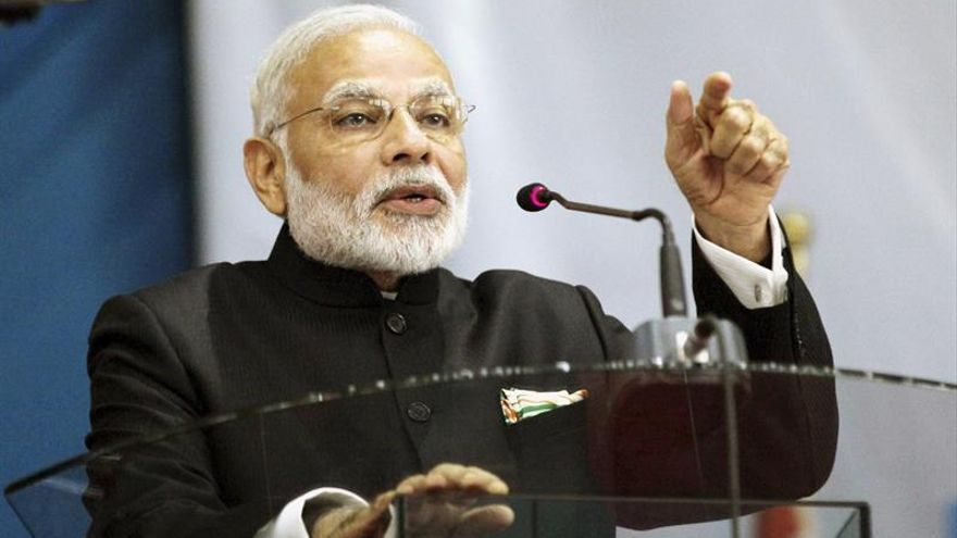 """La India condena el """"horrible"""" y """"sin sentido"""" atentado en el sur de Francia"""