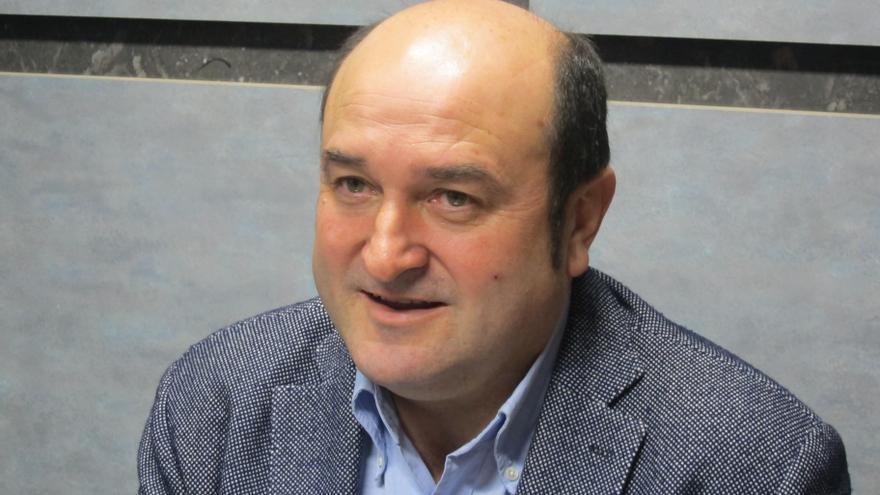 """PNV espera """"con los brazos abiertos"""" volver a """"poner en valor"""" el pacto que garantizaba la abstención del PP en Vizcaya"""