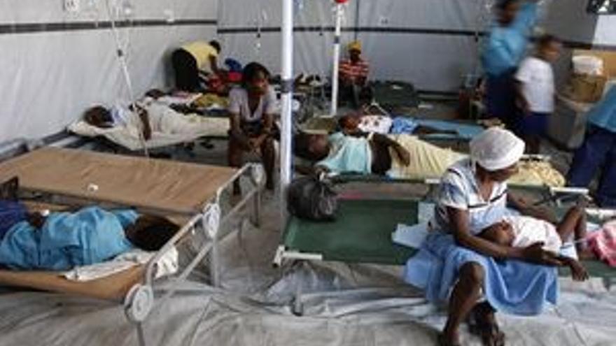 En la capital, Puerto Príncipe, se han registrado 352 fallecimientos.(EP)