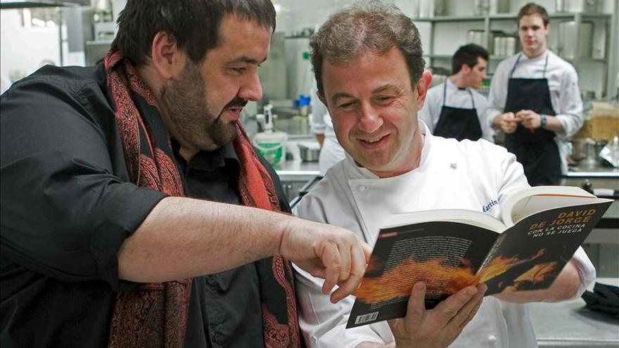 berasategui y david de jorge asaltan la cocina de ForLa Cocina De David De Jorge
