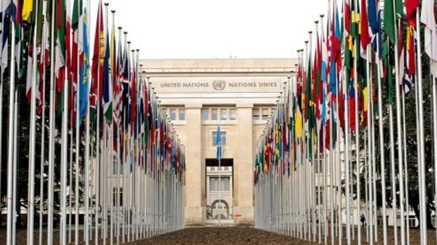Oficina de las Naciones Unidas en Ginebra