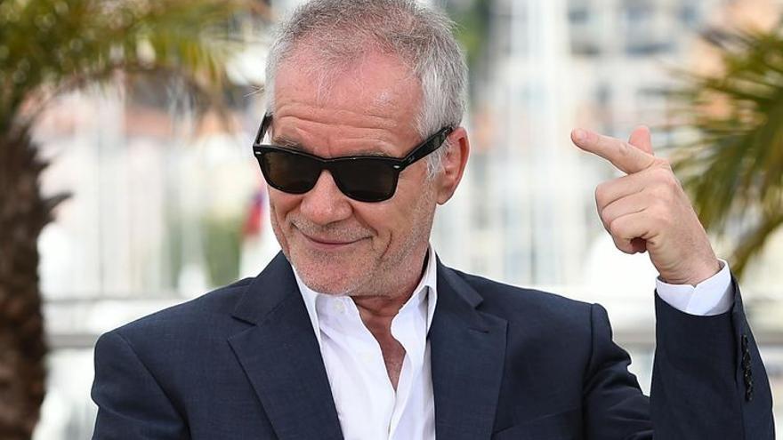 Thierry Fremaux, director artístico del Festival de Cannes, posa durante uno de los photocall del certamen