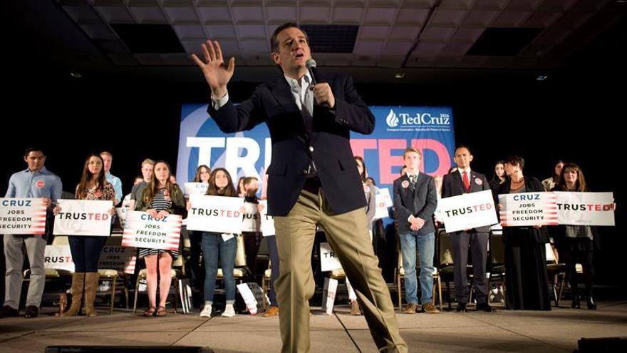 Jefe de campaña de Trump: pese a desplante de Cruz, el partido está unificado