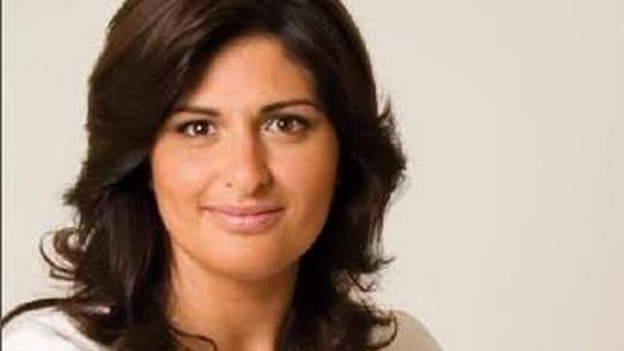 Carmen Luisa Castro, alcaldesa de Güímar, del PP