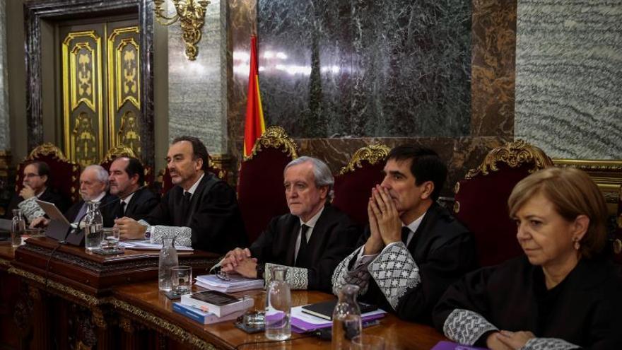 El tribunal del procés