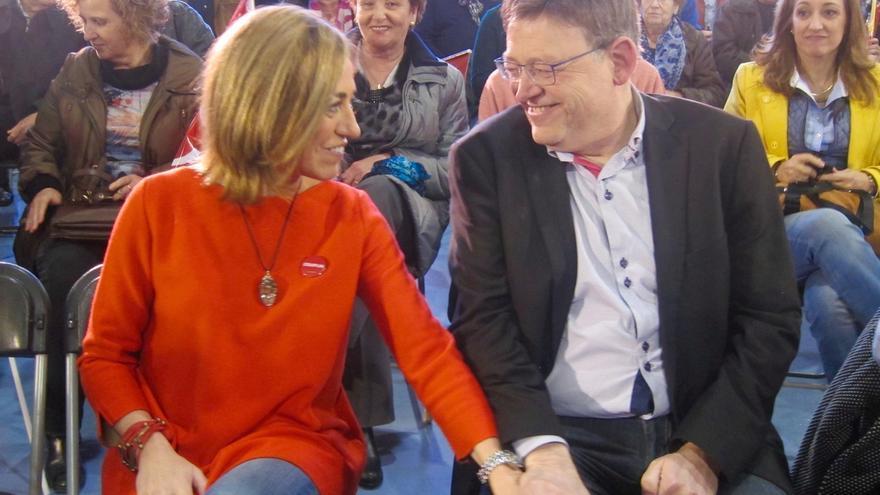 """Ximo Puig pide a catalanes y valencianos votar al PSOE para """"independizarse"""" de Rajoy"""