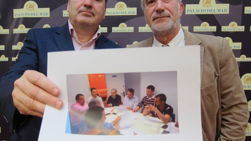 """Carrancio estudia acciones penales contra Cs tras la """"persecución política"""" para mantener a Felisuco y su """"escudero"""""""