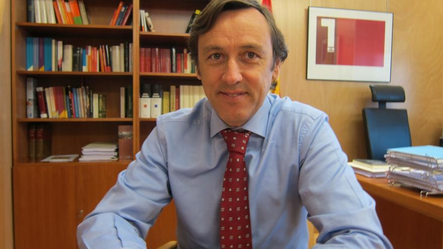 """Hernando (PP) sobre la gestión del 'caso Bárcenas':""""Han hecho lo que han podido. A veces más sabiamente, otras no tanto"""