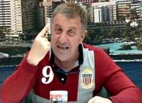 Graves insultos y amenazas de muerte a Kiko Hernández desde una TV local