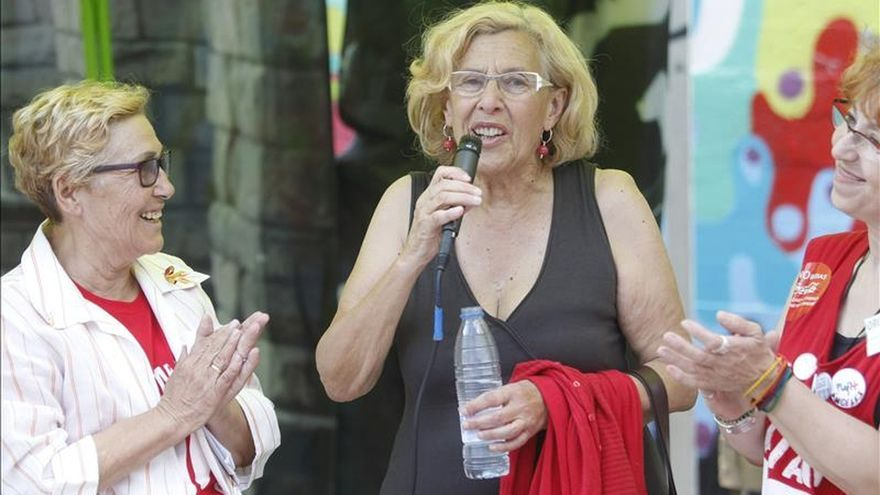 Carmena pide al Gobierno que garantice tratamientos a enfermos de hepatitis C