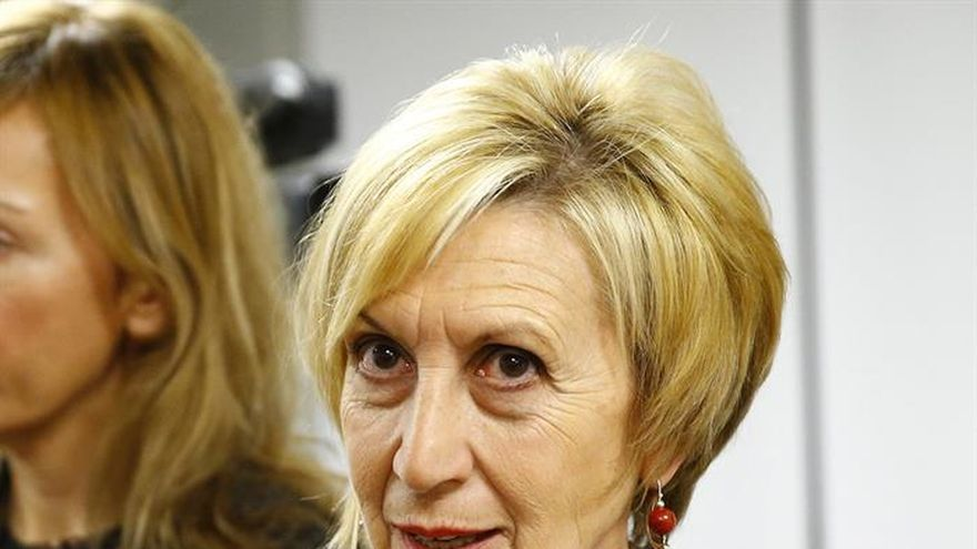 """Rosa Díez arremete contra C's por apelar al legado de los """"traidores"""" de UPYD"""