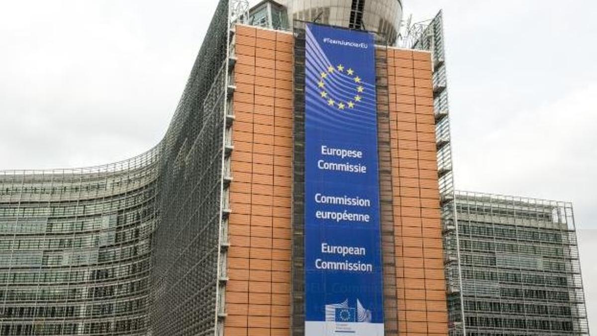Edificio sede de la Comisión Europea