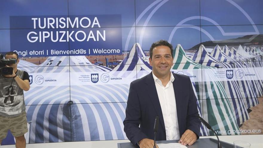 """Gipuzkoa pide a Sortu que """"deje de alentar"""" las acciones contra el turismo"""