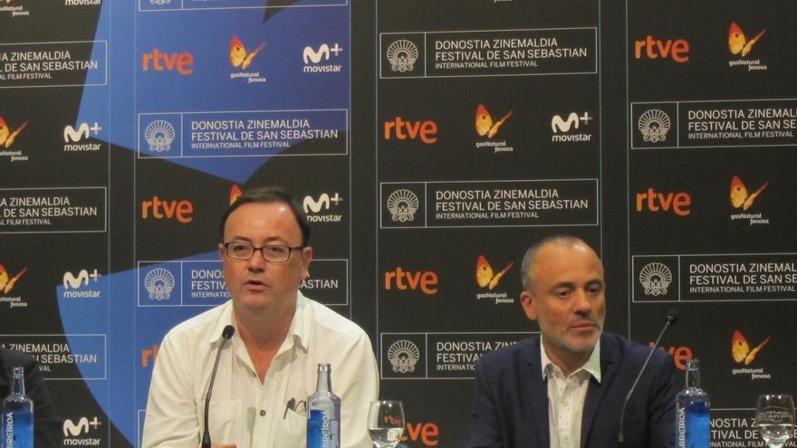 """Martín Cuenca presenta 'El autor', una """"sátira"""" en la que se ríe de sí mismo y cuestiona al espectador"""