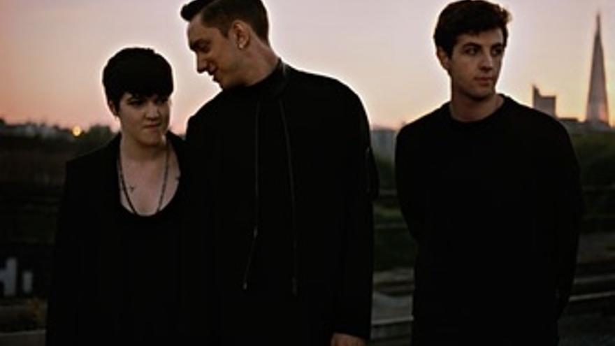 La banda británica The xx en una foto promocional