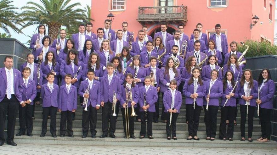 Banda Municipal 'Tabladitos' de Barlovento.