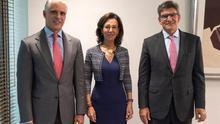 """Botín: """"La llegada de Andrea Orcel no va a suponer un cambio de estrategia"""""""
