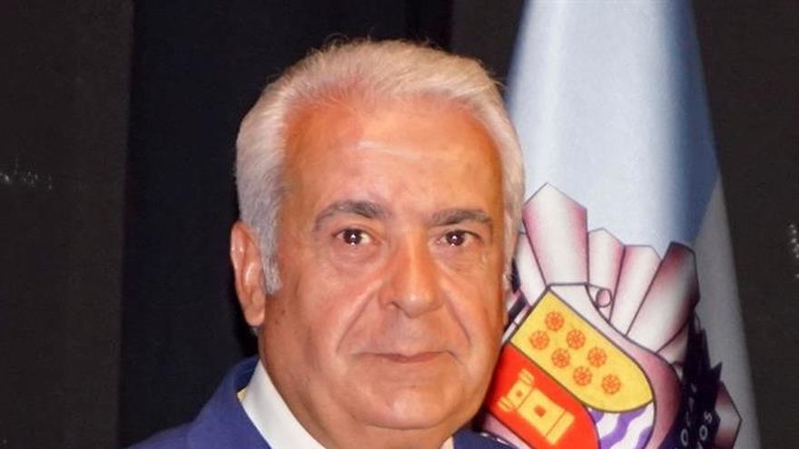 El alcalde de Arroyomolinos, ingresado en un hospital por un infarto