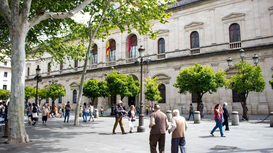 El pleno aprueba inicialmente el presupuesto de 2020 con PSOE y Adelante a favor y PP, Cs y Vox en contra