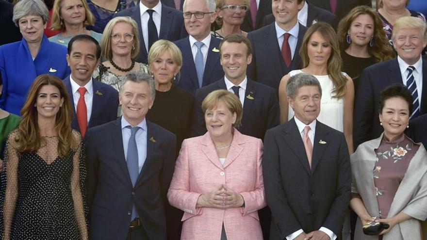 El G20 se compromete a redoblar sus esfuerzos contra el terrorismo yihadista