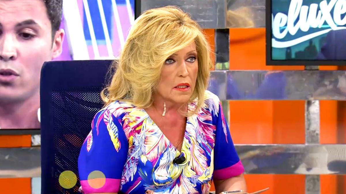 Lydia Lozano en 'Sálvame'