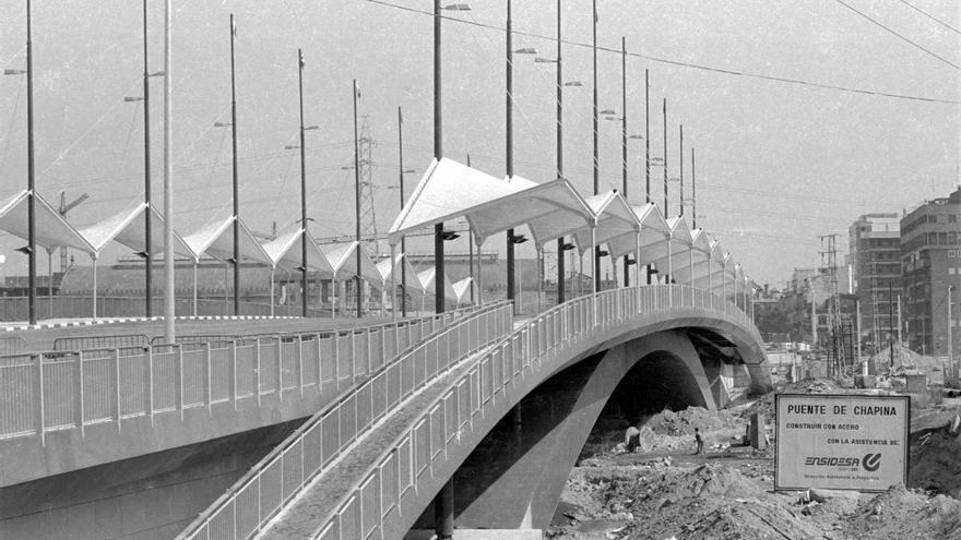 Puente de Chapina. Paco Cazalla