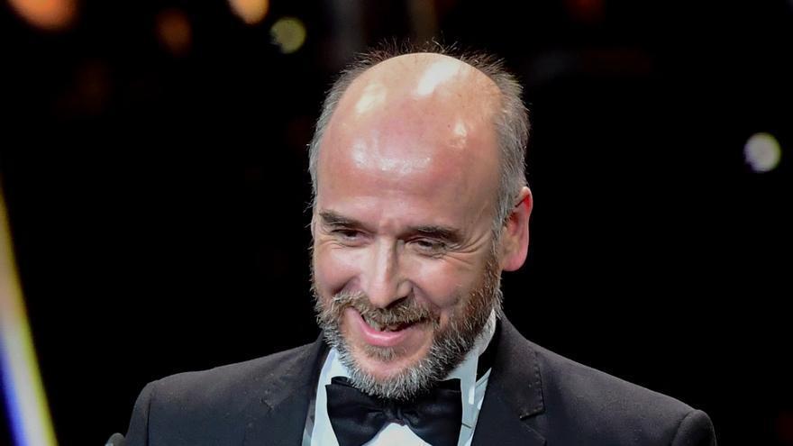 Salvador Simó en los premios EFA del cine europeo