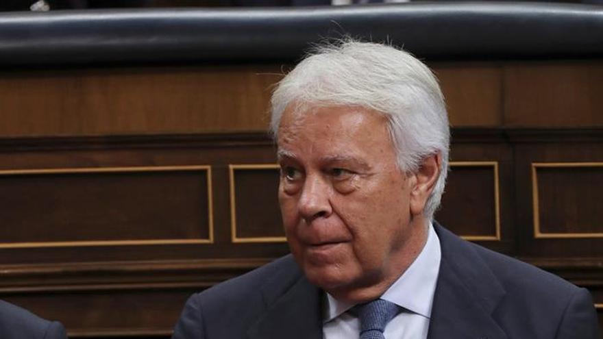 F.González recuerda a Betancur: Lo acompañé en su empeño por conseguir la paz