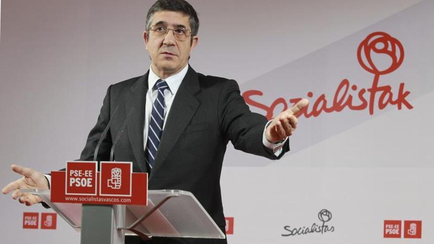 Patxi López prevé varias candidaturas a las primarias del PSOE