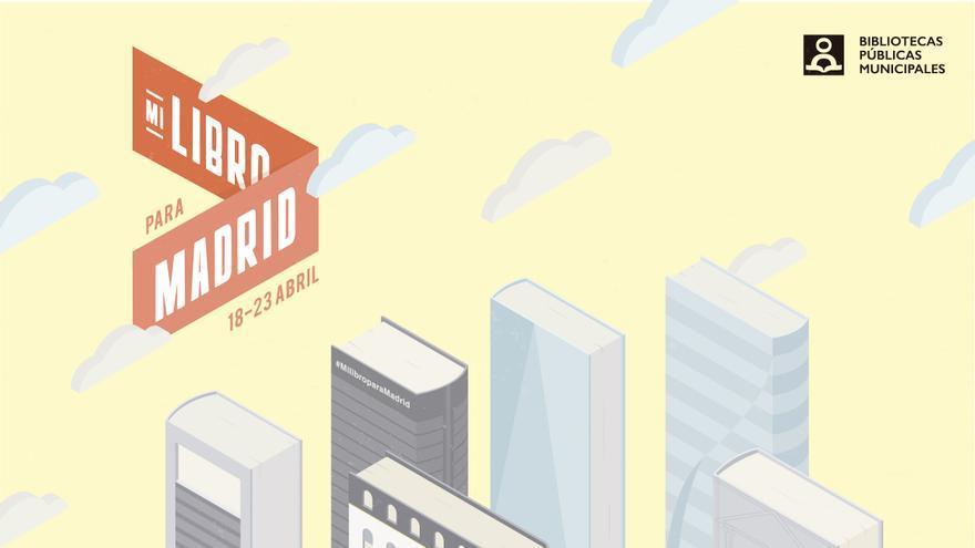 Cartel de la campaña del Ayuntamiento de Madrid