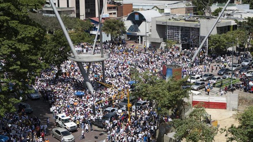 Opositor venezolano detenido en protestas de 2014 murió en prisión